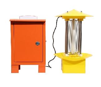 蓄電(dian)池殺蟲燈
