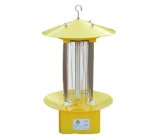 直流電(dian)殺蟲燈